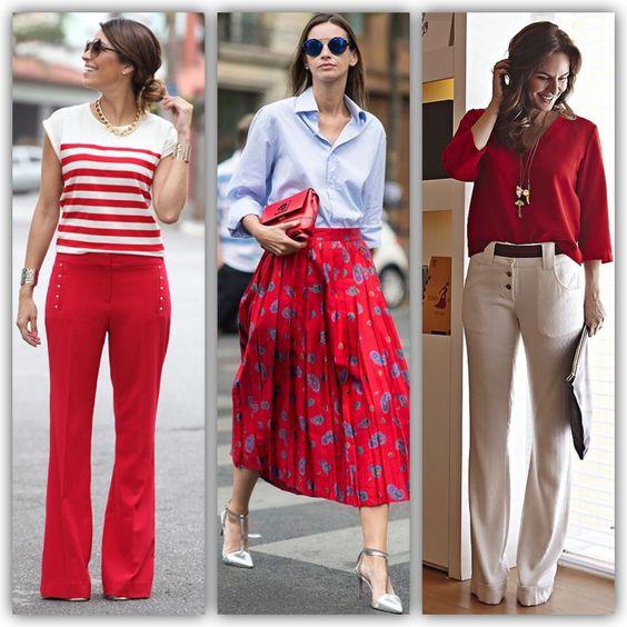 O vermelho é uma cor quente, forte, vibrante, que traz poder, força, mas nada democrática devido ao apelo sexy que exala. Devido a isso ela é muito evitada no ambiente corporativ…