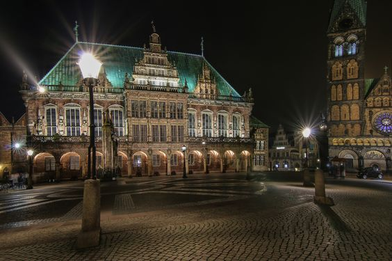 Town hall  Bremen by Sabine Wagner on 500px