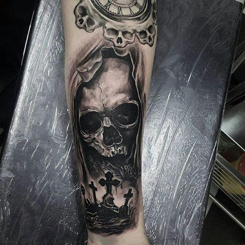101 Cool Tattoos For Men Best Tattoo Ideas Designs For Guys 2020 Skull Sleeve Tattoos Cool Tattoos For Guys Tattoos For Guys