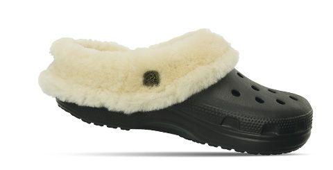 Womens fleece, Lined crocs, Crocs shoes