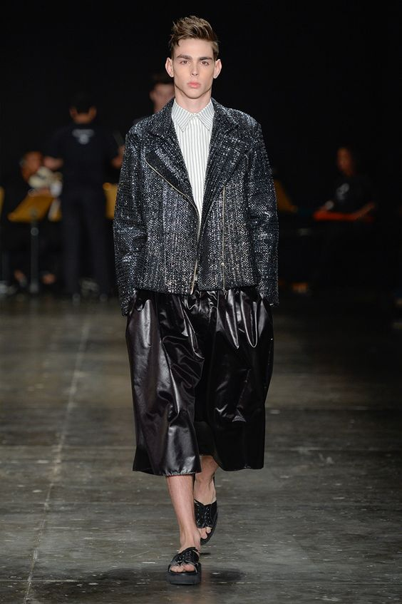 Joao Pimenta Spring Summer 2017 Primavera Verano Menswear Trends Tendencias Moda Hombre