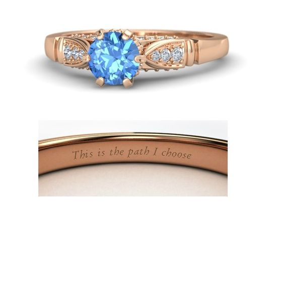 Disney princess rings: Pocahontas.