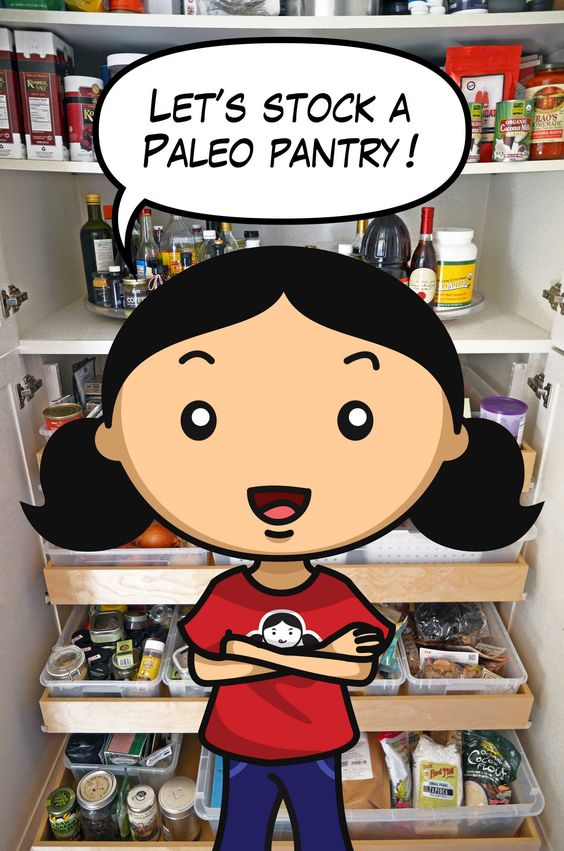 Stocking Your Paleo Pantry