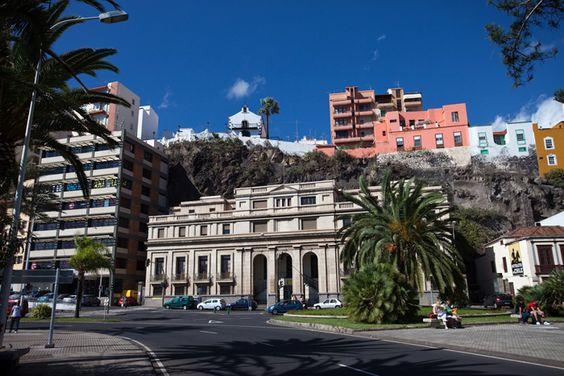 Santa Cruz La Palma Aktuell - Bildergalerie