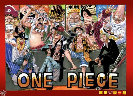 Arco De Dressrosa // One Piece 750