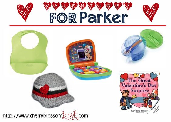 Valentine's gifts for momma, poppa and baby! Plus a FREE Valentine's coupon download!
