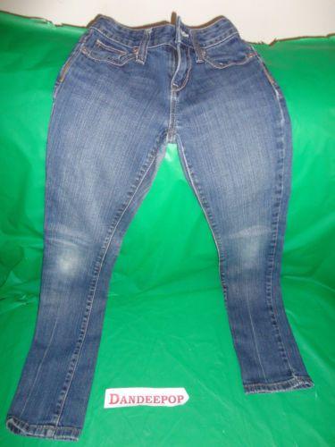 Girls Old Navy Size 10 Skinny Blue Jeans Slim Fashion Clothing find me at www.dandeepop.com