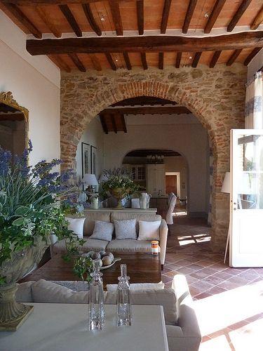 Oltre 1000 idee su Arredamento Toscana su Pinterest  Arredamento ...