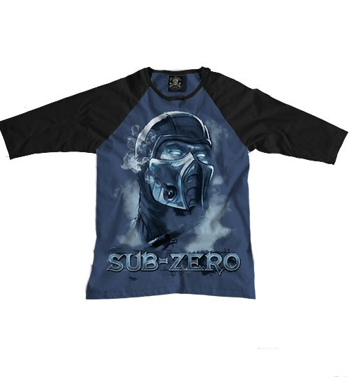 """ Playera Sub Zero   ""  Vatos  disponible en www.kingmonster.com.mx"