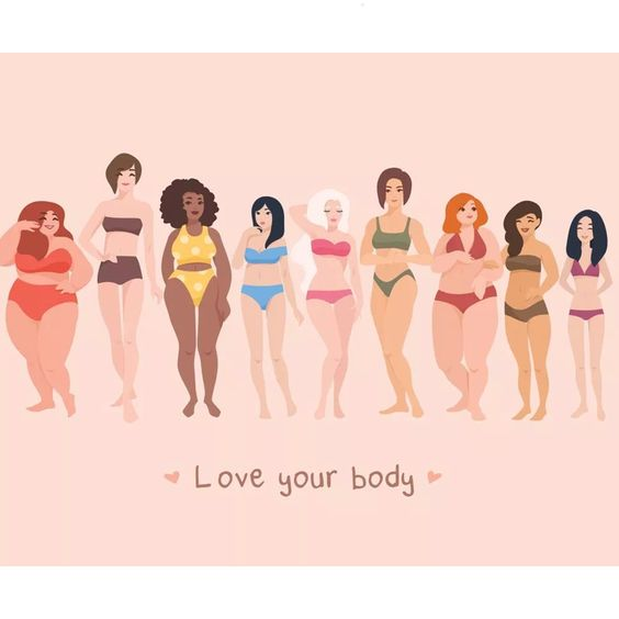Love your body, love youself. Se ame. Ame seu corpo. Real beauty. Asiática, bra... - Body Positivity - #ame #Asiática #beauty #Body #bra #corpo #Love #Positivity #Real #seu #youself