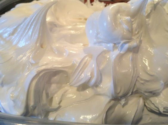 Royal Glue Icing for Gingerbread House   Foodieforone