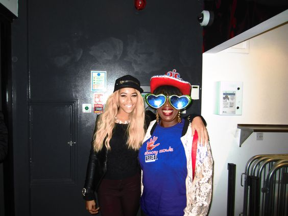 Tamera supporting the Stacey Mowle appeal at CC Rooms Gravesend Battle of the bands!