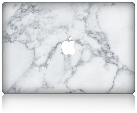 Apple MacBook Pro Air 13 white marble L-M13-0012