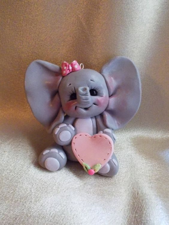 Hey, I found this really awesome Etsy listing at http://www.etsy.com/listing/154992644/elephant-christmas-ornament-pink-girl