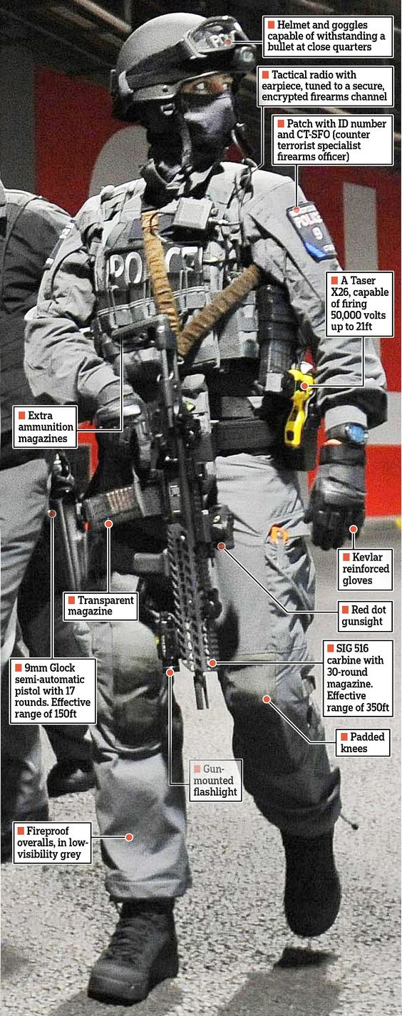England vs France match sees new counter terrorist police in military fatigues   Daily Mail Online