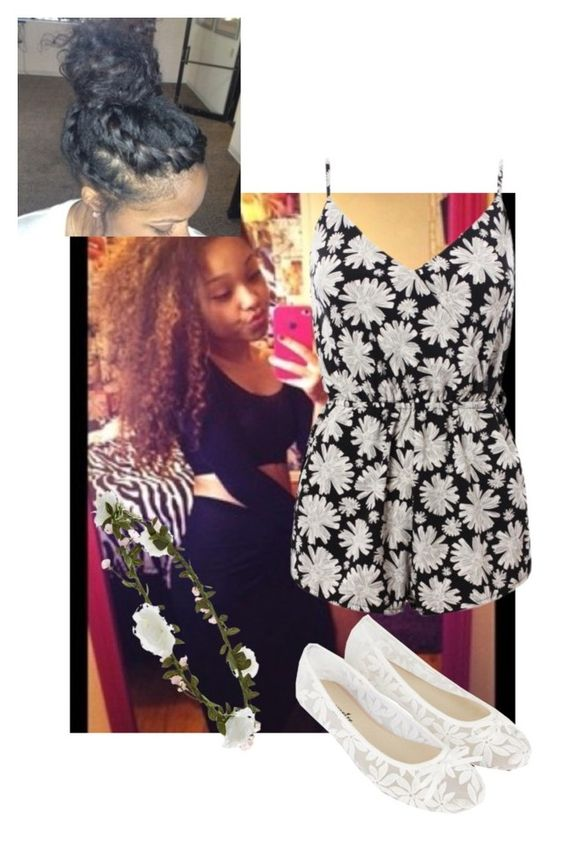 """""""*leaves the doctor office alone* \\ Emily"""" by qveenbaetakeover ❤ liked on Polyvore featuring Kora and Accessorize"""