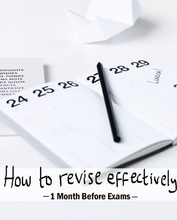 How to revise a whole gcse revision book in a couple of months? ANSWER PLEASE:D?