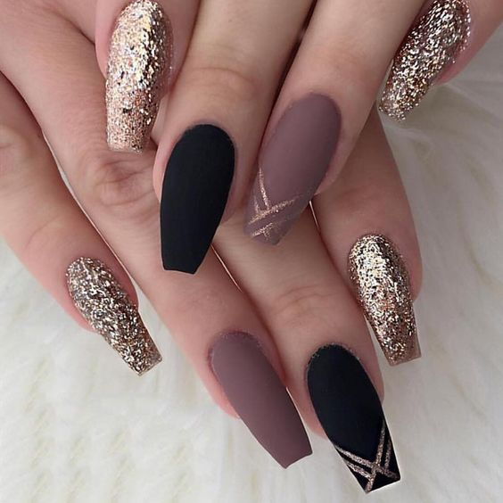 The Right Nails Make Girls More Fashionable Page 72 Of 77 Sciliy Classy Nail Designs Coffin Nails Designs Gorgeous Nails
