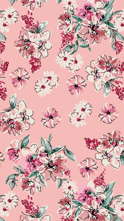 19 Trendy Wallpaper Tumblr Cute Girly Floral Wallpaper Wallpaper Iphone Cute Cute Wallpapers