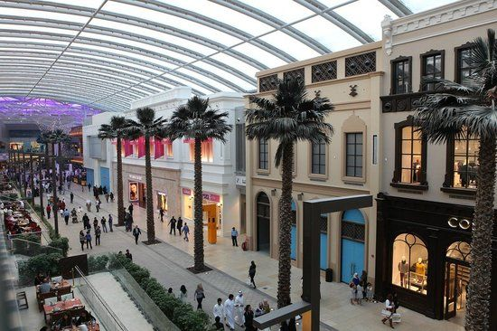 The Avenues Mall Is The Largest Shopping Mall In Kuwait And The