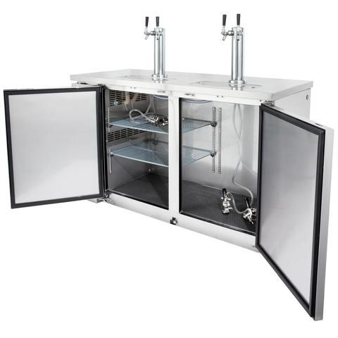 Advance Tabco Fe 3 2424 24 X Three Compartment Stainless Steel