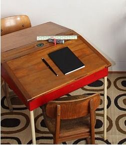 double kid's desk