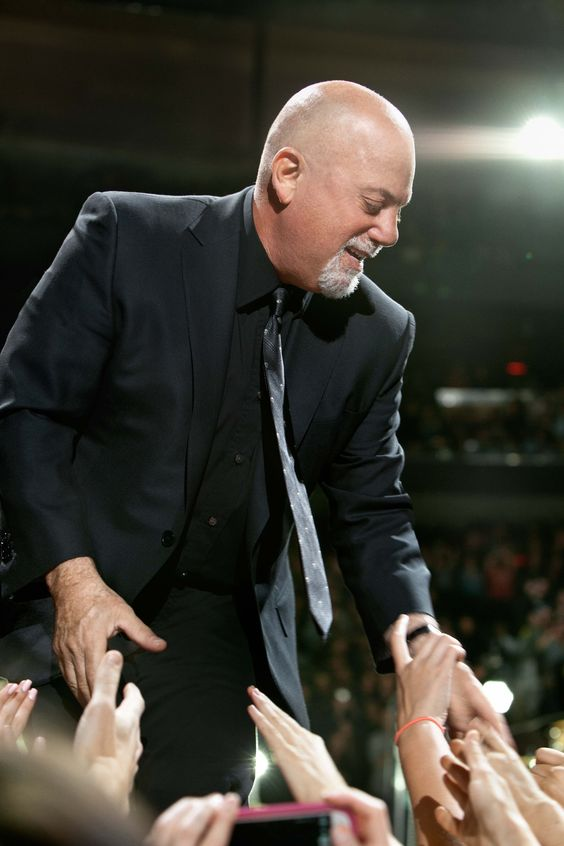 Billy Joel, a Long Island native, will receive a an honorary doctor of music degree at Stony Brook University's commencement ceremony in May. Description from easthamptonstar.com. I searched for this on bing.com/images