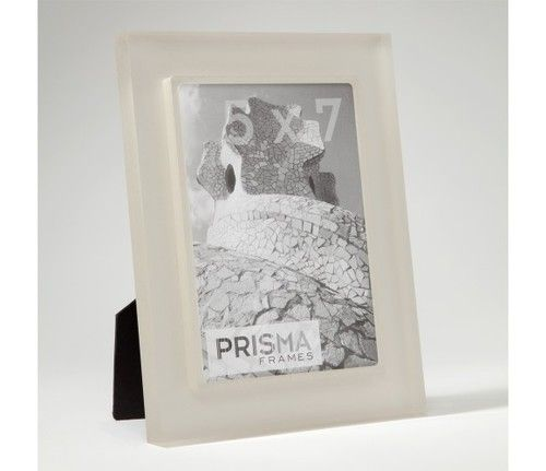 Silver Prisma Acrylic Picture Frame