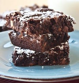 Sinfully Rich Brownies - and from-a-box secrets!