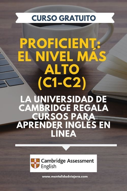 Pin En Inglés C1 Cae Certificate In Advanced English
