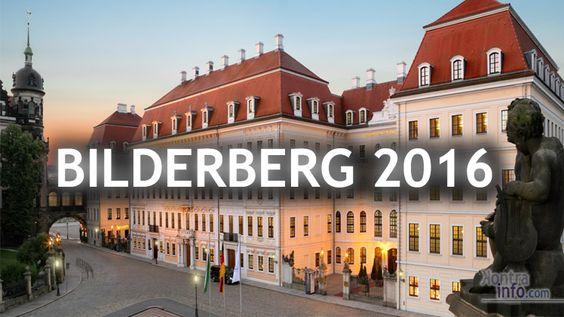 Banqueros, dueños y CEO's de las principales corporaciones del mundo, miembros de la realeza europea, el Secretario General de la OTAN, ex directores de la CIA, históricos como Kissinger, Soros y Rockefeller, la Élite Global en pleno realizará su reunión Bilderberg 2016 en la ciudad de Dres