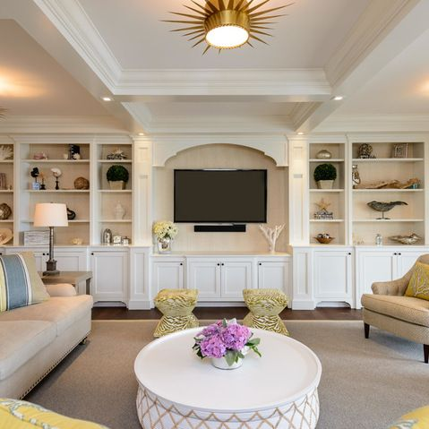 Built in entertainment center design ideas pictures for Family room built in ideas