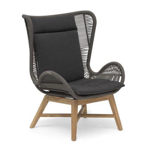 Loungesessel Aleigh Mit Polster Garten Living Farbe Grau Lounge Sessel Sessel Lounge