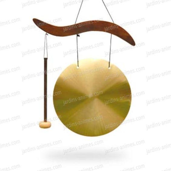 Gong suspendu - Carillons Zen et Feng Shui