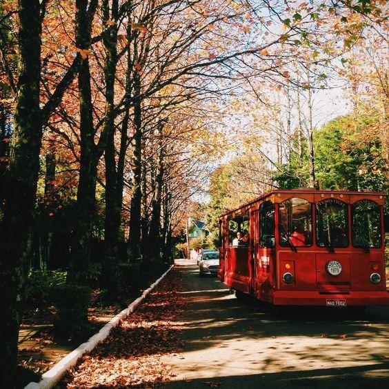 ruas de Gramado - RS - Brasil
