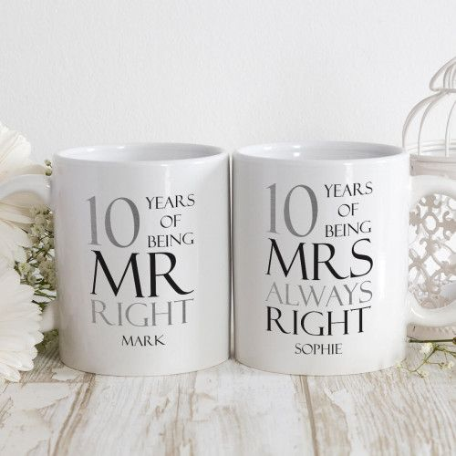 10th Wedding Anniversary Gifts Tenth Wedding Anniversary Tin Wedding Anniversar 10th Wedding Anniversary Gift Wedding Anniversary Gifts Wedding Anniversary