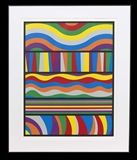 Sol LeWitt - Untitled, 2008, serigraph, silkscreen... on MutualArt.com
