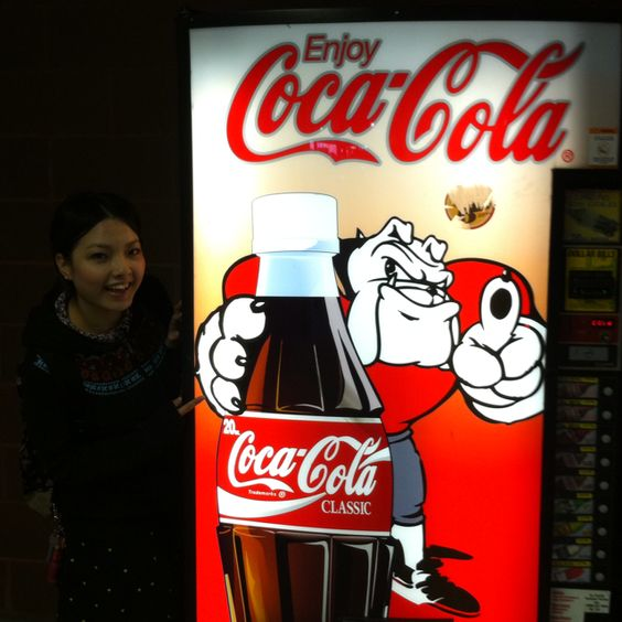 coke @ GA