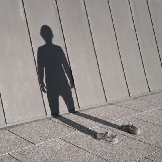 """""""I'm Not There"""" Photography by Pol Ubeda Hervas #shadow"""