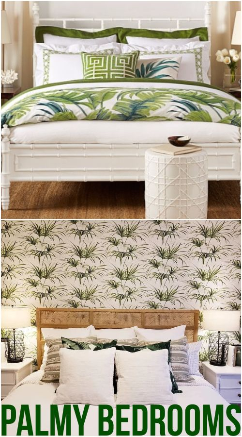 Tropical Island Palm Bedroom Interior Decor Design Ideas Tropical Bedrooms Tropical Bedroom Decor Island Style Bedroom