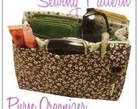 Free Crochet Pattern Purse Organizer : 17 Best images about Sewing Gifts Patterns Ideas Sewing ...