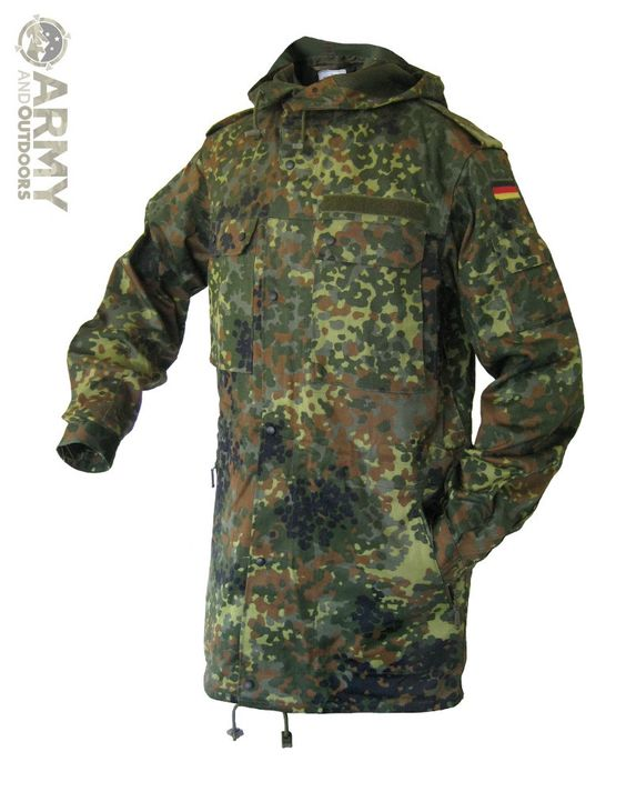 The German 'Flectarn' is a popular pattern around the world.
