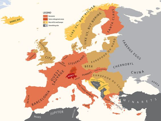 The World according to the Swiss