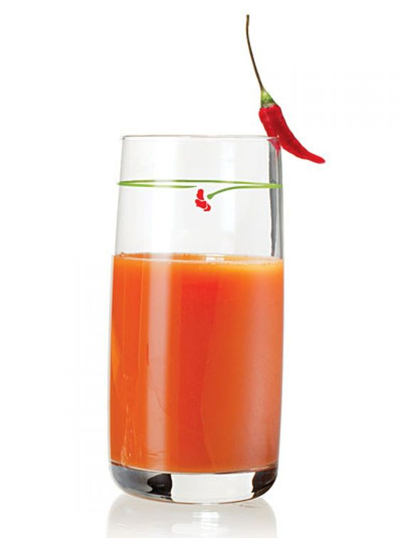 Singapore Bloody Mary - omit the sugar and add low carb sweetener of your choice