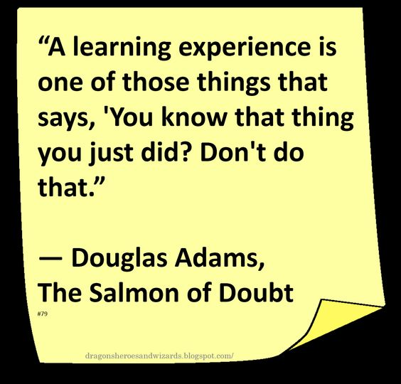 Douglas Adams - Human beings, who are almost unique in...
