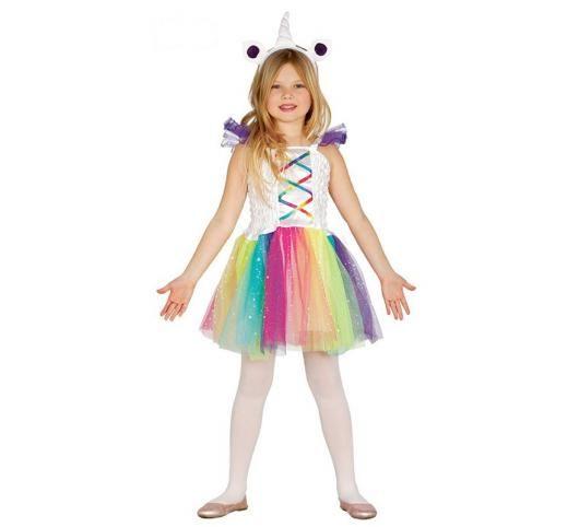 Fantasia Infantil De Unicornio Childrens Fancy Dress Unicorn Dress Princess Dress Kids