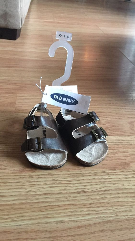 New Baby Sandals Old Navy Fashion Clothing Shoes Accessories Babytoddlerclothing Babyshoes Ebay Link New Baby Products Baby Sandals Sandals