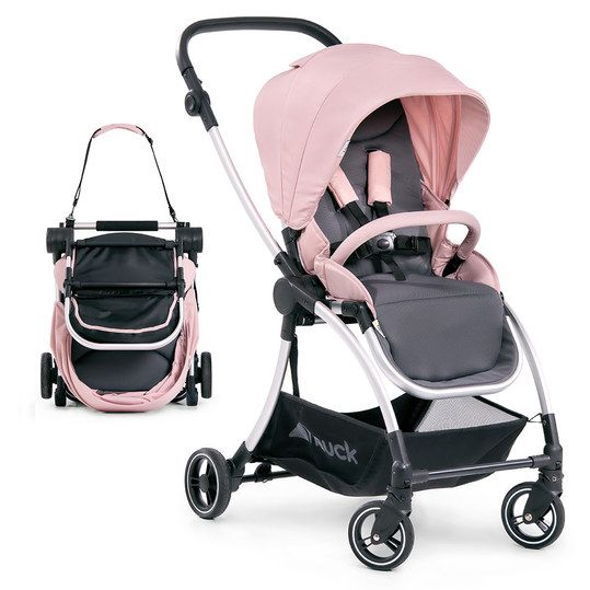 Origami Unveils World's First Power-Folding Baby Stroller | 539x539
