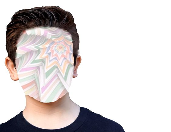 The idea of not having a face links to strangers because the part of you that is most recognisable is not there. I created this image using Photoshop. Mainly using the cut and paste tool and the magic wand tool.