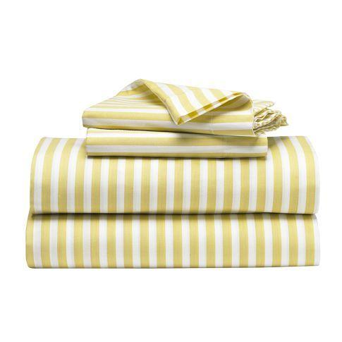 Stripe Sheet Set | west elm